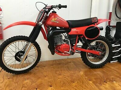 Very Rare Awsome 1980 Honda CR250 RA in Excellent condition.Made in the USA 🇺🇸