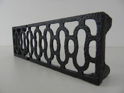 Victorian Cast Iron Air Vent architectural old