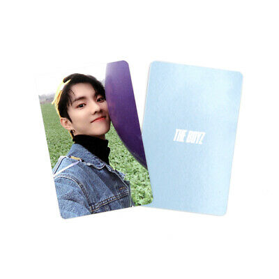 [The Boyz] The Only Album Official Photocard / [ In The Air ver.] - Q