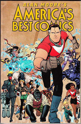 America's Best Comics by Alan Moore and Others (Paperback, 2004 Titan Books) VFN