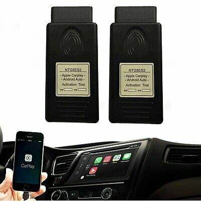 NTG5 S1 APPLE CarPlay and Android Auto activation tool for
