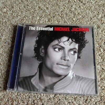 MICHAEL JACKSON The Essential 2 x CD album (38 tracks)