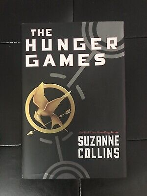 The Hunger Games Book Set Suzanne Collins Hardcover Lot of 3