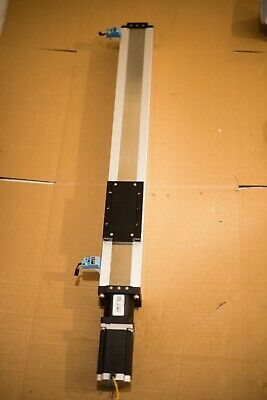 CNC Linear Rail Guide Actuator Ball Screw Motion 100mm 500mm 650mm w/ driver
