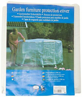HOUSSE CAMPING HOUSSE Salon Jardin Table Ronde PROTECTION ...