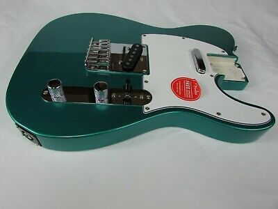 NEW  Fender Squier Affinity Telecaster Race Green LOADED BODY