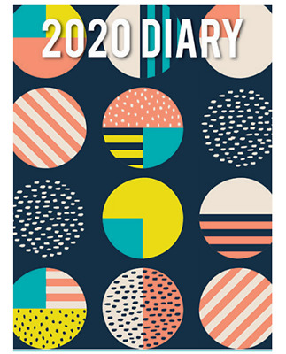 The Planner - 2020 Pocket Diary Planner 2 Week View 90x155mm - Design Group