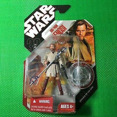 Star Wars Obi-Wan Kenobi with Exclusive Collectors Coin Series 30, 77-07 #5