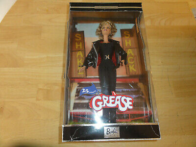 New in Box 2003 Barbie 25th Anniversary GREASE Sandy Collectible Doll
