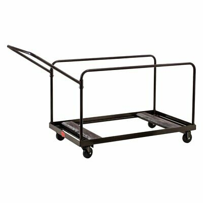 Transportation Dolly For Round, Rectangular Plastic or Wood Folding Tables