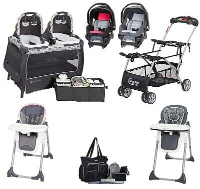 Amazing Best Double Stroller Set For 2019 Baby Boys Twins Nursery Pdpeps Interior Chair Design Pdpepsorg
