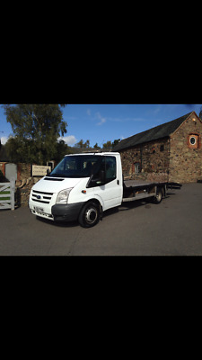 2011 Ford Transit Lwb 2.4 Tdci 350 Recovery Truck