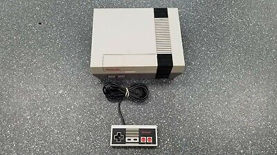 Nintendo NES Console - Ready to Play - Fully Tested