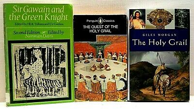 The Quest of the Holy Grail & Sir Gawain and the Green Knight & Holy Grail