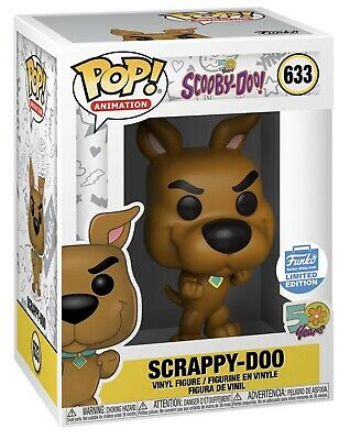 Funko Pop Scooby Doo: Scrappy Doo Funko Shop Exclusive CONFIRMED Preorder