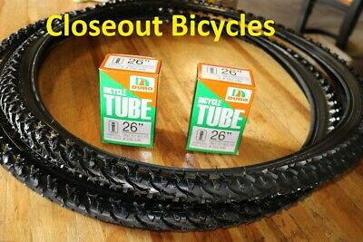 "BICYCLE INNER TUBE 26/"" X 1.75/""-2.00/"" 60MM PRESTA VALVE MTB BIKE FENIX BRAND :"