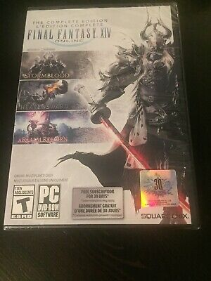 FINAL FANTASY XIV Online The Complete Edition Realm Reborn