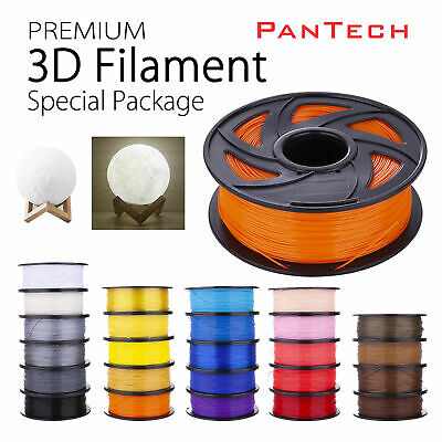 3D Printer Printing Filament PLA ABS 1.75mm 1.1KG Colours Engineer Drawing Art D