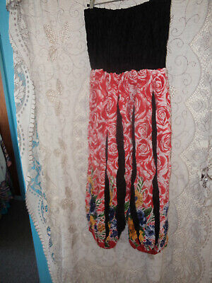 Bulk Lot 10 New Harem    Mixed Sizes 12 To 18 Mixed Prints