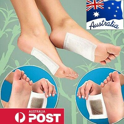 Detox Foot Pads All Natural & Premium Ingredients for Best Relief & Results