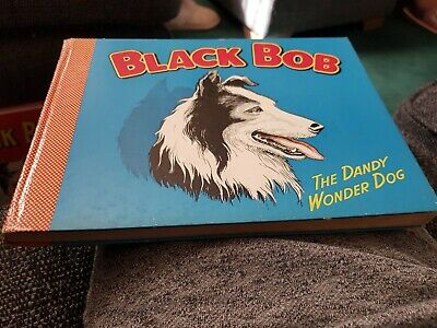 Black Bob Annual 1957 X EXCELLENT CONDITION FOR AGE X EXTREMELY RARE X 2960 X