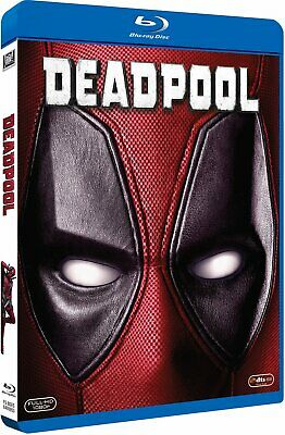 Pelicula Bluray Deadpool Precintada