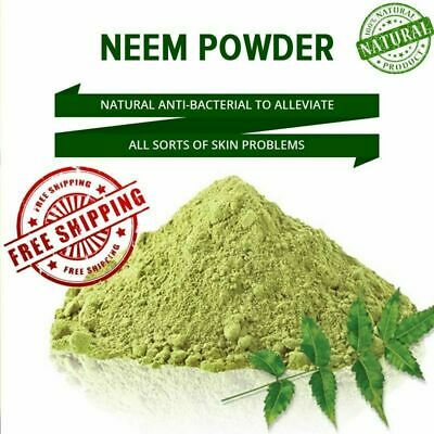 NEW NEEM POWDER 50g-2000g 100% Pure and Natural - Au seller Fast ship
