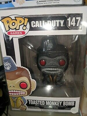 Funko Pop! Toasted Monkey Bomb #147 - Call of Duty