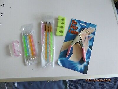Job Lot of Manicure tools and accessories