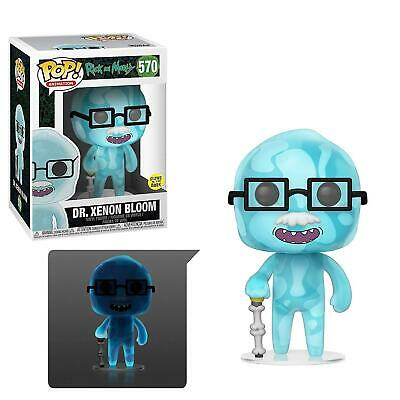 Rick and Morty #570 - Dr. Xenon Bloom - Funko Pop! Animation (Brand New)