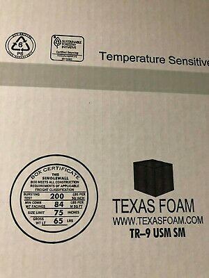 Insulated Shipping Boxes TR-9