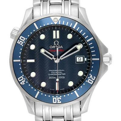 Omega Seamaster Bond 300M Co-Axial Watch 2220.80.00 Box Card