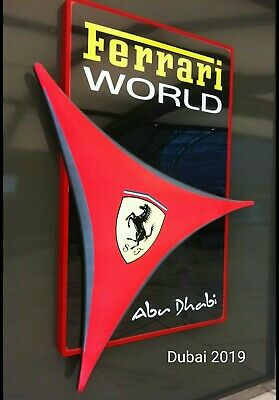 Ferrari World BOGOF - Entertainer Abu Dhabi/Dubai 2019 - SAVE LOTS OF MONEY