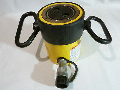 ENERPAC RC-502 Hydraulic Cylinder, 50 tons, 2in. Stroke DUO Series