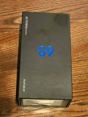 Brand New Samsung Galaxy S9 Unlocked Cell Phone SM-G960W - 64GB - Lilac Purple