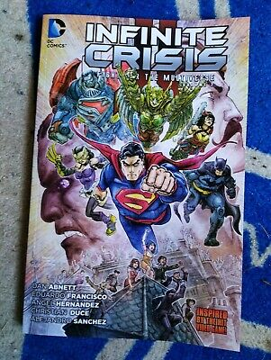 DC Comics - Infinite Crisis : Fight for the Multiverse  - Graphic Novel - New
