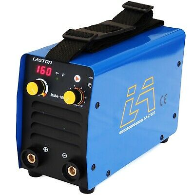160Amp Mma/Lift Tig Igbt Dc Inverter Welder Machine Duty Cycle 60% + Accessories