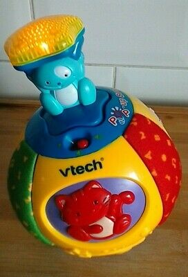 Vtech Pop Up Surprise Ball Baby Toy 3-18 months
