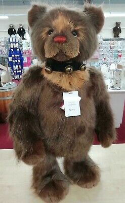 NEW! 2019 Charlie Bears JJ the BIGGER Bear (Limited Edition 512/1000)