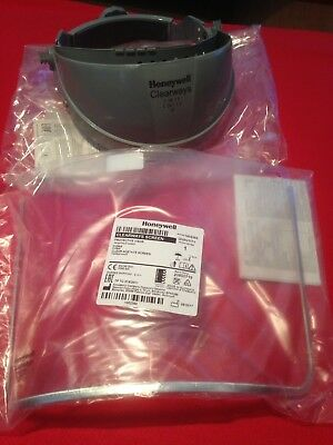 Honeywell Grinding Face Shield New In Wrapping