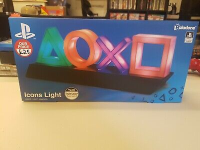 PlayStation Icons Light - Multicolour