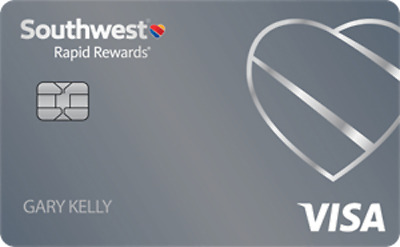 Southwest Rapid Rewards Plus Credit Card - 40,000 Points + $35 Bonus