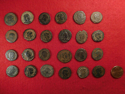 Bargain grade Ancient Roman coins Constantine I - get ONE RANDOM COIN in photos