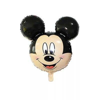 Balloons Disney Mickey Mouse Head Mini Shape 14 Inch QTY 5 By Broward Balloons