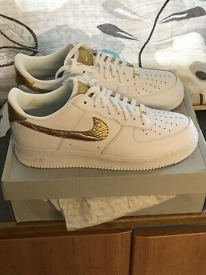 NIKE AIR FORCE 1 Cr7 Ronaldo Limited Edition Brand New In
