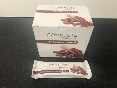 Juice Plus + Chocolate Snack Bars X15 Bars Our Of Date 04/05/2019