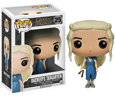 Game of Thrones #25 - Daenerys Targaryen - Funko Pop! Television (Brand New)
