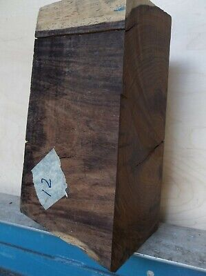 Cocobolo #12 Turning Block, beautiful piece of wood great for turning