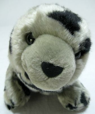 Wild Republic Baby Harbor Seal Spotted Realistic