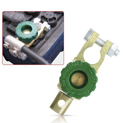 Auto New Truck Parts Kill Cut-off Car Battery Switch Terminal Link Disconnect